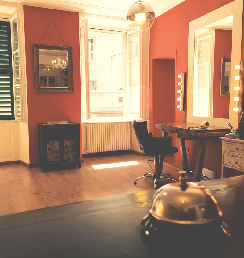 Salon Red Room Coiffure-Nos Services